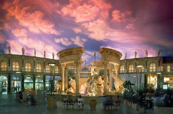 Goddard's Caesar's Palace expansion