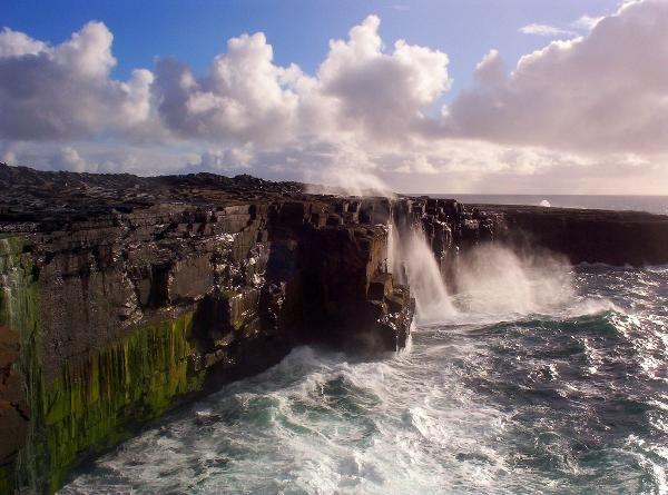 Cliffs of Inis Meáin - Aran Islands