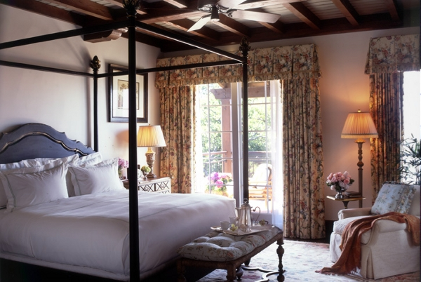 Sea Island suite bedroom