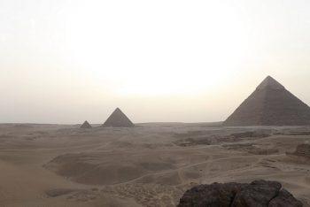 Sergey Brin in Egypt