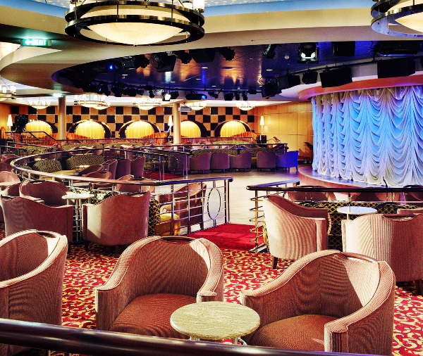 Stardust Club about Crystal Serenity