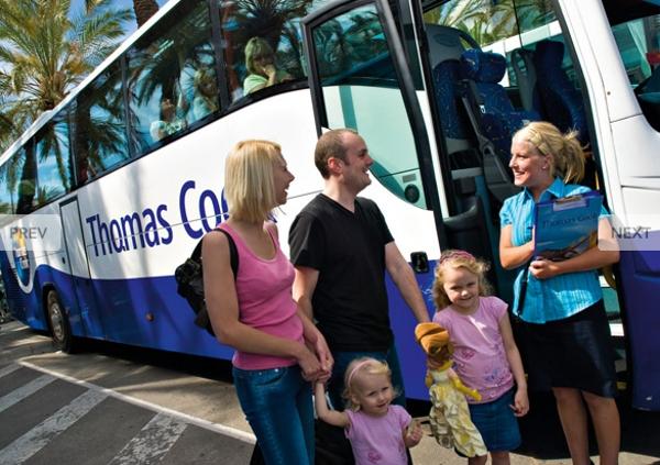 Thomas Cook tours