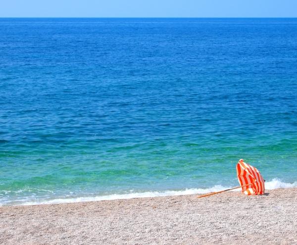 Albania beach
