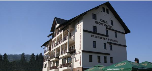 casa bucovineana - hotel