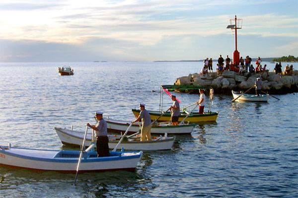 Fazana fishermen
