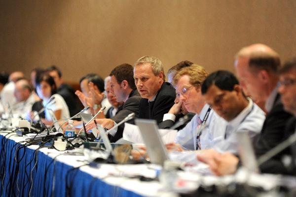 ICANN deliberations