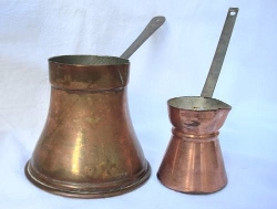 Cyprus copperware