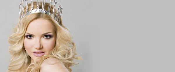 Anja Saranovic, Serbia candidate for Miss Universe 2011.