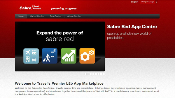 Red Workspace Apps