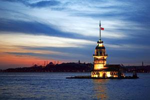 Istanbul at nights.