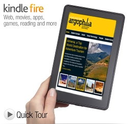 Argo on Kindle Fire