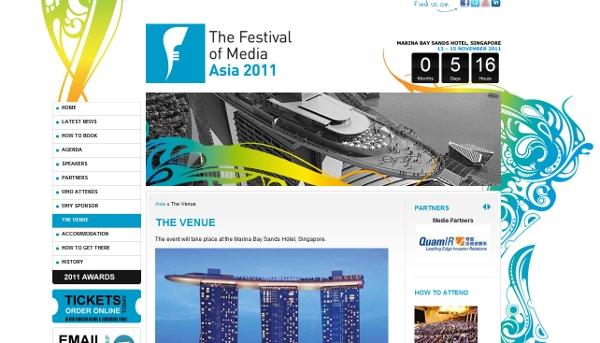 Festival of Media Asia