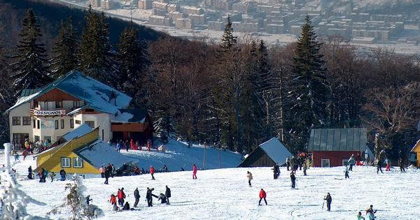 Straja Mountain Resort, Hunedoara - Romania.