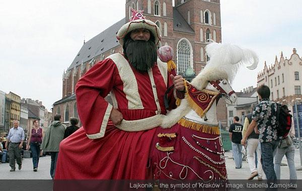Lajkonik Festival in Krakow