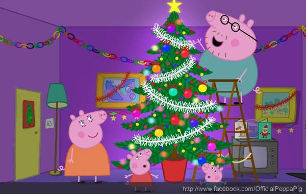 Peppa Pig at Christmas