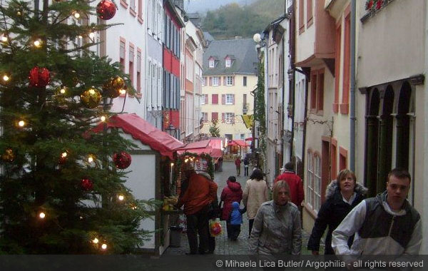 Christmas in Bernkastel