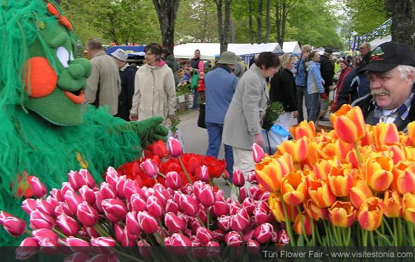 34th Türi Flower Fair