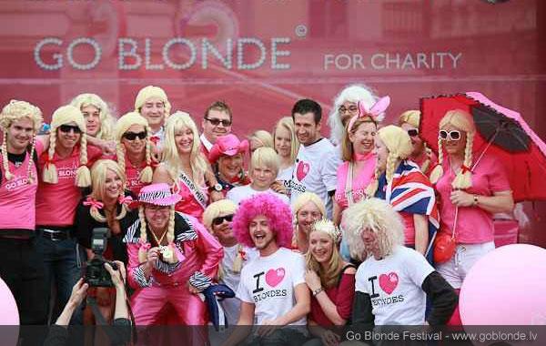 Go Blonde festival