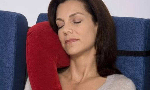 Travel Pillow Reinvented