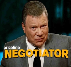 William Shatner for Priceline.com