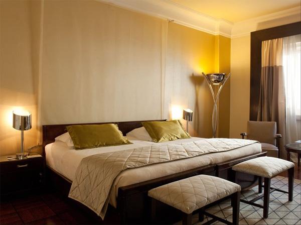 A suite at Hotel Britania