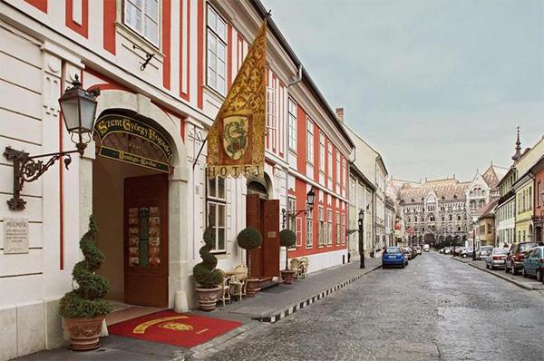 St. George Residence, Budapest, Hungary