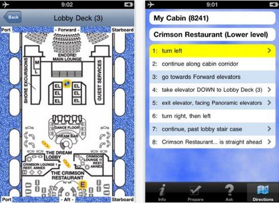 Deck Director App