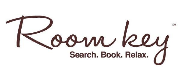 Roomkey logo courtesy LuxGetaway