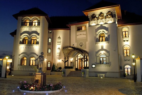 Carol Parc Hotel, Bucharest
