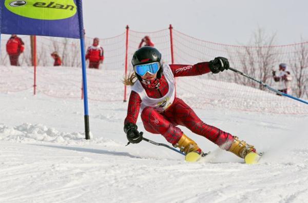 Slalom via Sigulda