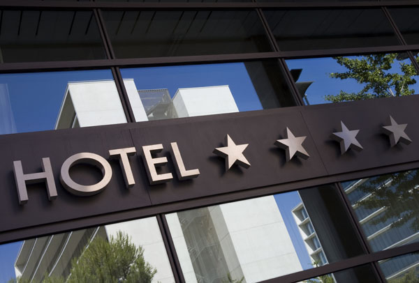 Hotel search tool