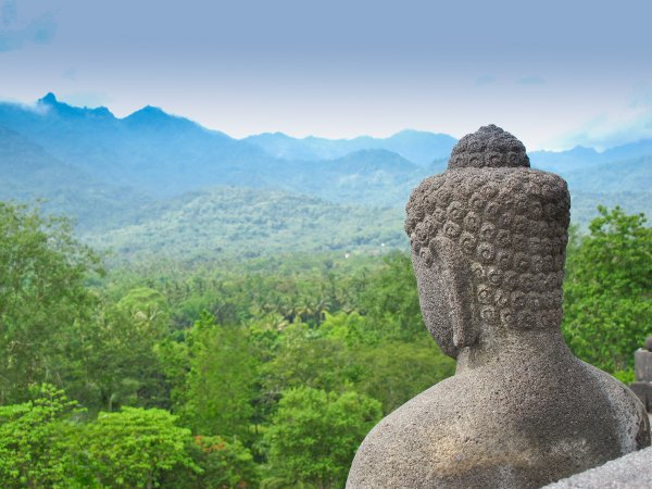 Borobudur - Courtesy © MicroJapan - Fotolia.com