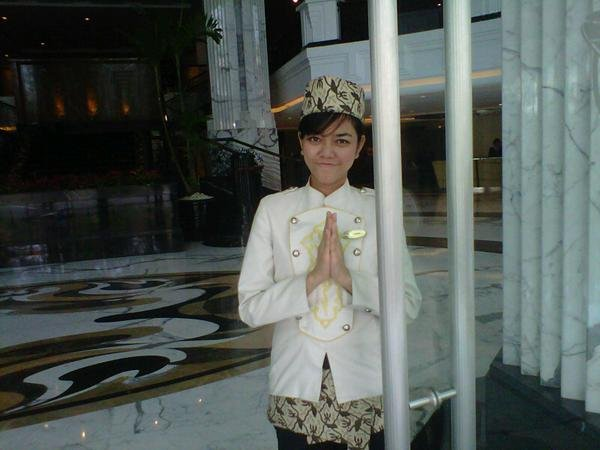 Welcome to Indonesia and our hotel