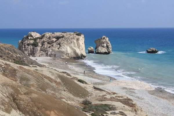 Rock of Aphrodite (Petra Tou Romiou)