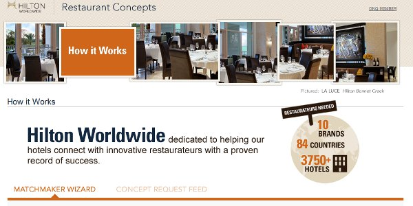 Hilton Restaurant Concepts