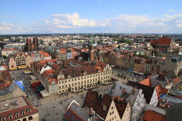 Wrocław City Center