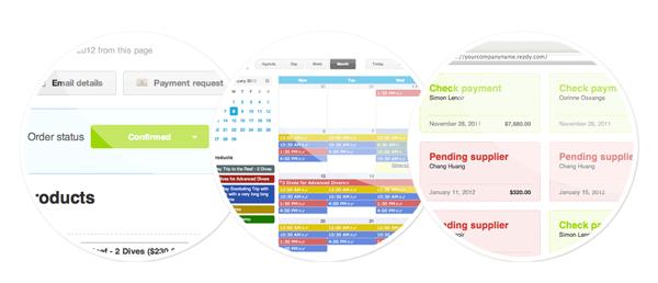 visual calendar