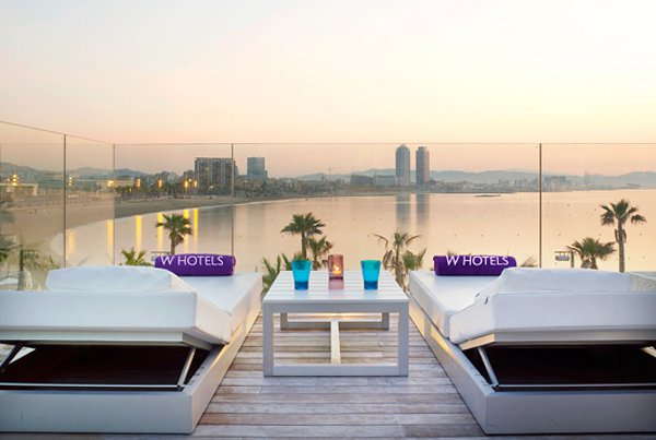 Extreme WOW Suite W Hotel Barcelona