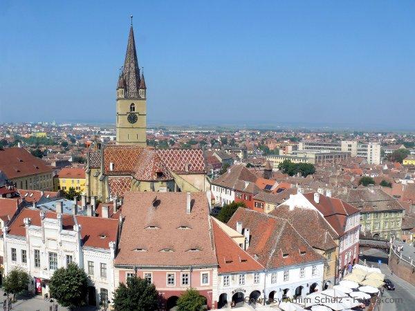 Sibiu courtesy Fotolia