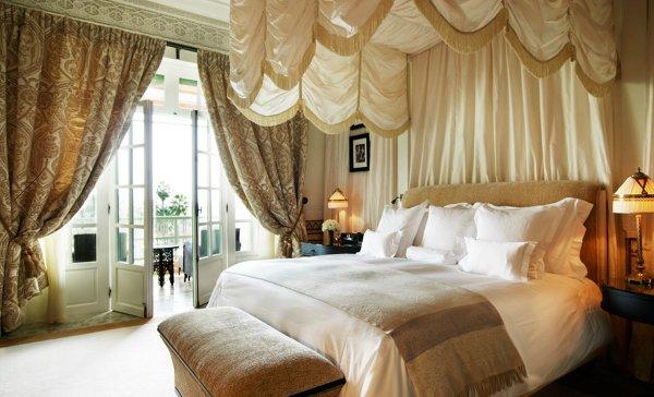 Your suite at la Mamounia