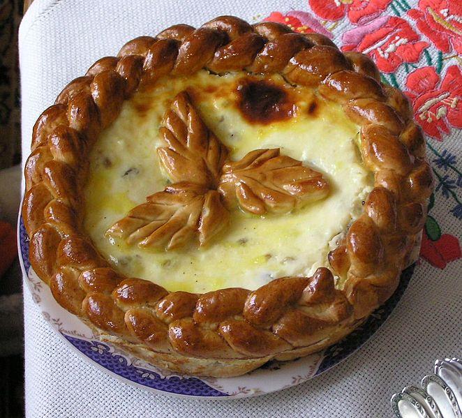 tsoureki pull apart easter blossom bread romanian easter bread pasca ...