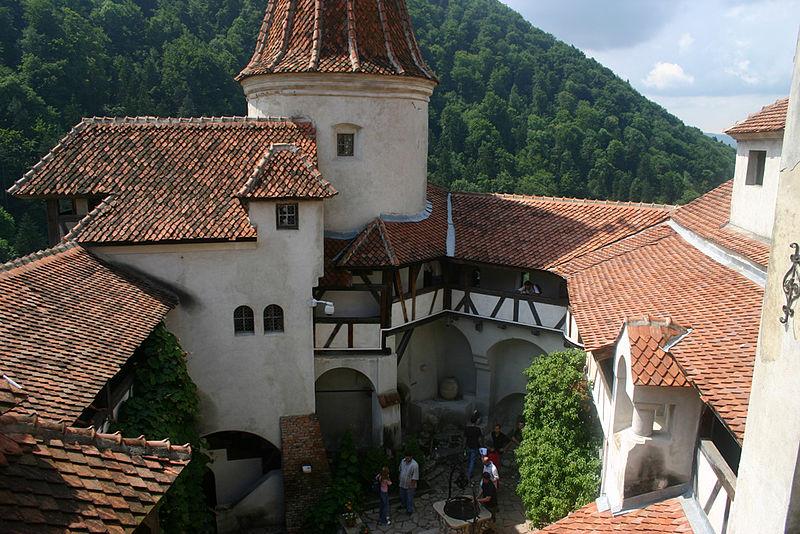 Romania Castle