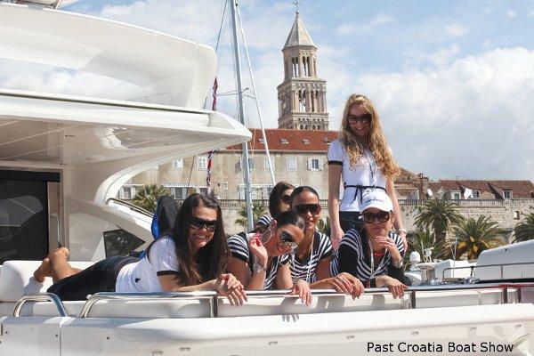 Past Croatia Boat Show