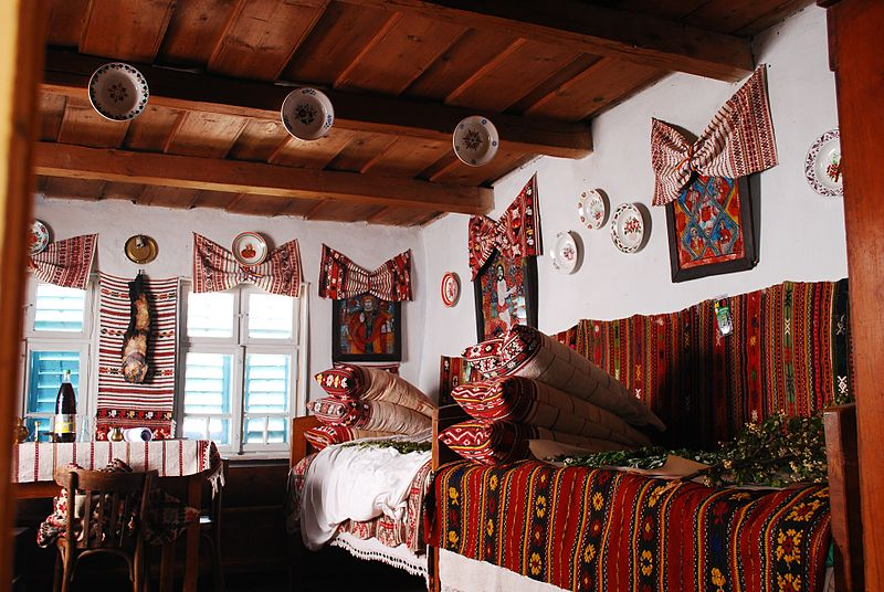 Romanian country house