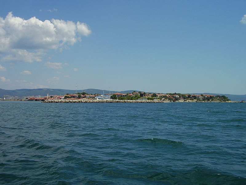 Nessebar Port Bulgaria