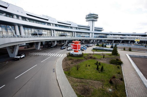 Minsk Airport Renovation Hits Snag