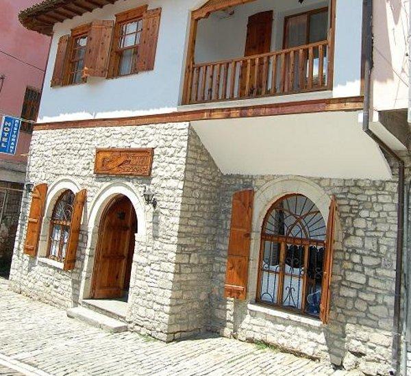Hotel Berati, Albania