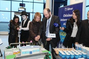 Passengers On the Rise To and From Moldova