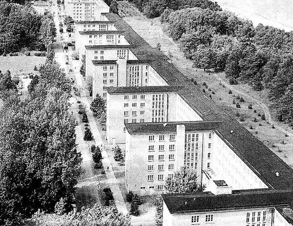 Prora resort circa 1939