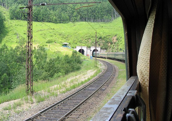 Railway touring Eastern Europe